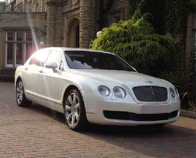 Bentley Flying Spur Hire
