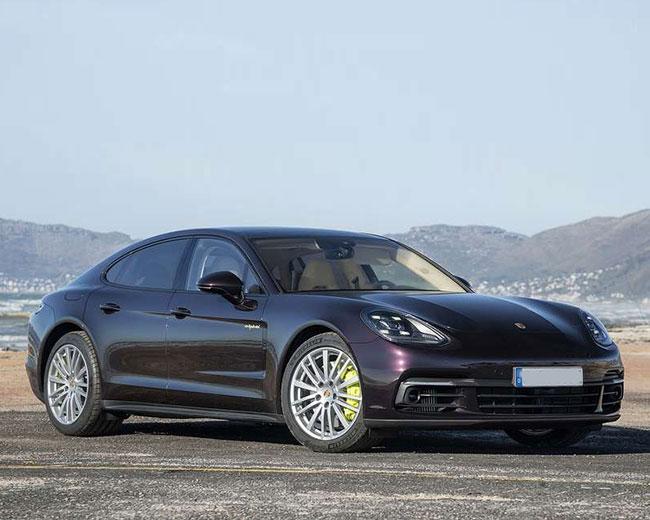 Porsche Panamera Hire